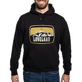 Loveland ski Hoodie (dark)