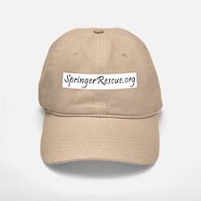 Springer Rescue Baseball Baseball Cap