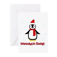 Penguin - Greeting Cards (Pk of 20)