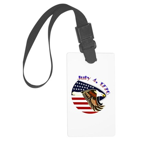 Order of the Purple Heart Large Luggage Tag