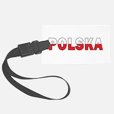 Polska Luggage Tag