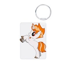 DTrace Cute Pony Keychains