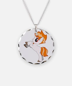 DTrace Cute Pony Necklace
