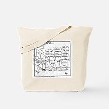 Dinner Time Tote Bag