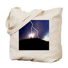 Lightening Tote Bag