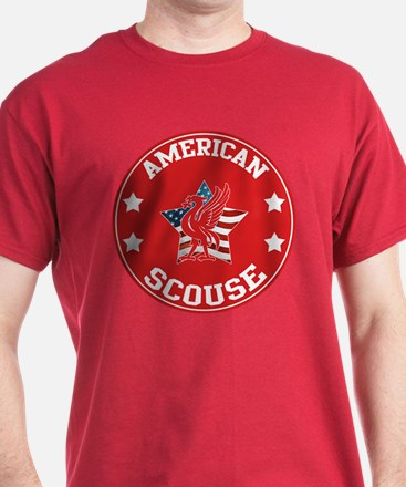 American Scouse (Liverpool) T-Shirt