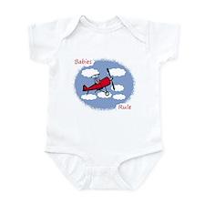 Babies Rule Infant Bodysuit