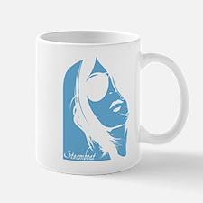 Steamboat Lady Silhouette Mug