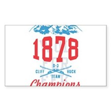 Wolf Creek Cliff Huck Champions Decal