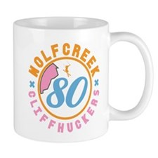 Wolf Creek Cliffhuckers Mug