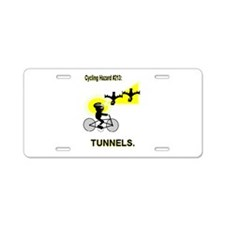 Cycling Hazards: Tunnels and underpasses Aluminum