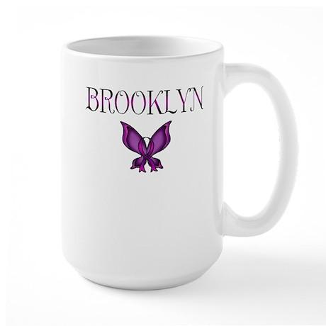 Brookly Awareness Wear Large Mug