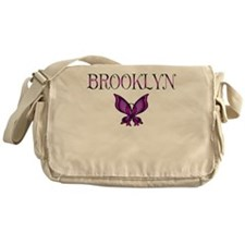 Brookly Awareness Wear Messenger Bag