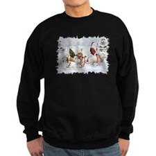 Great Pyrenees Jumper Sweater - Pyrs & Sant
