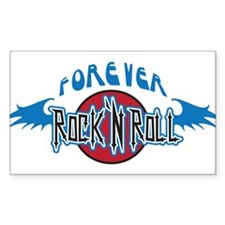 Forever Rock n Roll Decal