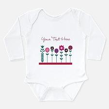 Cool Her Long Sleeve Infant Bodysuit