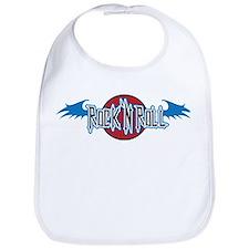 Rock n roll Bib