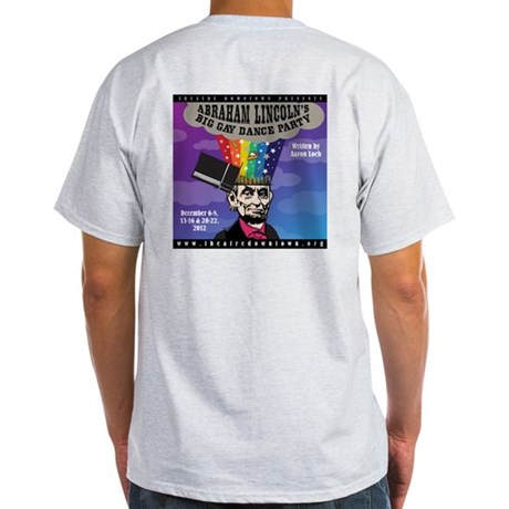 Abe Lincoln's BGDP Light T-Shirt