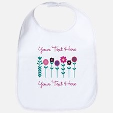 Cute Girly girl Bib