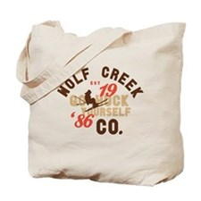 Go Huck Yourself Wolf Creek Tote Bag