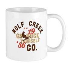 Go Huck Yourself Wolf Creek Mug
