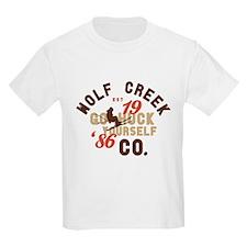 Go Huck Yourself Wolf Creek T-Shirt