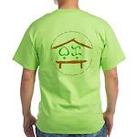 Join Us BK Logo Green T-Shirt