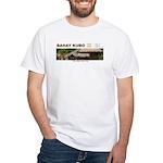 Join Us BK Logo White T-Shirt