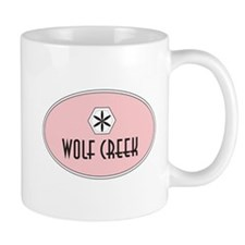 Wolf Creek Retro Patch Mug
