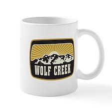 Wolf Creek Sunshine Patch Small Mug