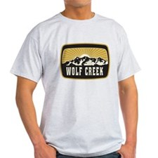 Wolf Creek Sunshine Patch T-Shirt