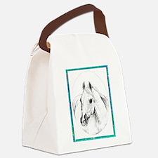 Classic Arabian.jpg Canvas Lunch Bag