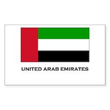 The United Arab Emirates Flag Stuff Decal