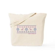 Wolf Creek Fireside Sweater Tote Bag