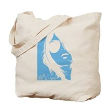 Wolf Creek Lady Silhouette Tote Bag