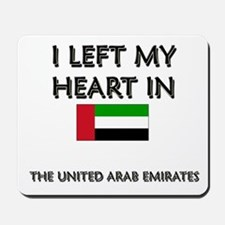 I Left My Heart In The United Arab Emirates Mousep