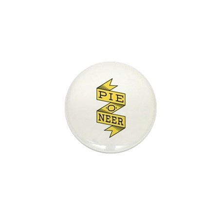 Pie-O-Neer Mini Button (100 pack)