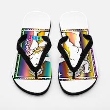 Gemini Flip Flops
