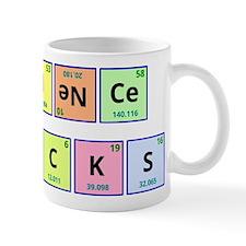 Science Rocks Small Mug