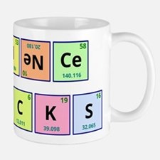 Science Rocks Small Mugs