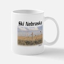 Ski Nebraska Mug