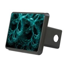 Neural network, abstract artwork - Hitch Cover