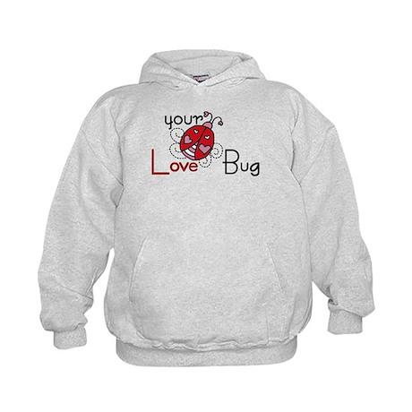 Your Love Bug Kids Hoodie