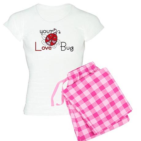 Your Love Bug Women's Light Pajamas