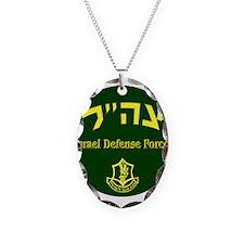 IDF Logo Necklace
