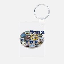 IDF Special Logo Keychains