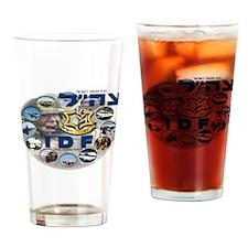 IDF Special Logo Drinking Glass