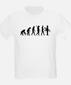 Chimney sweeper evolution T-Shirt