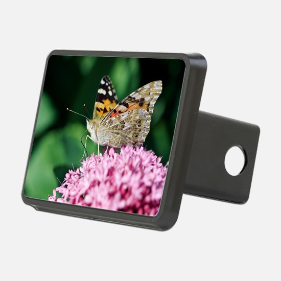 Painted Lady butterfly - Hitch Cover