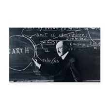Portrait of American physicist, Robert Goddard - C